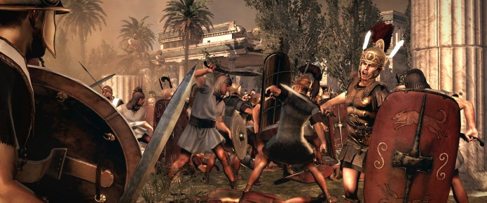 Total War: Rome II Reveals New Screenshots At Gamescom