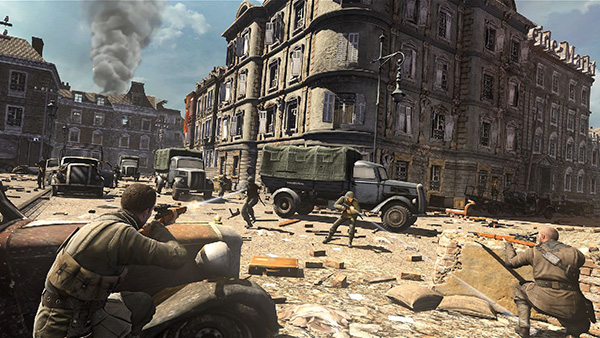 Sniper Elite 3 Should Be Stalking Its Way To Consoles In 2014
