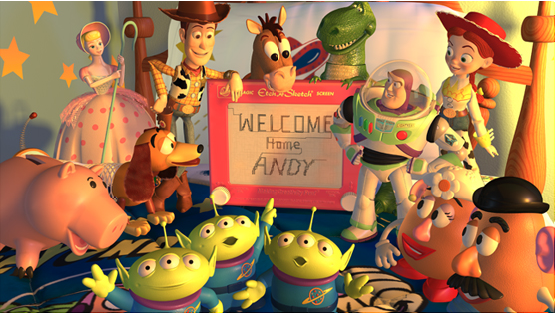 Toy+Story+2+Wallpaper+HQ 5 Movie Franchises That Got Better With Each Installment