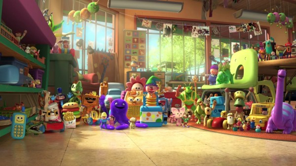Toy Story new toys