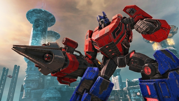 Transformers: Fall Of Cybertron Gets New Trailer, Release Date