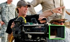 Michael Bay Shows Off Behind-The-Scenes In Latest Transformers: The Last Knight Set Video