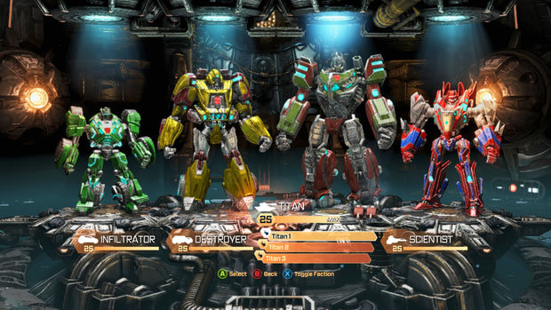 Transformers: Fall Of Cybertron Lets You Build Your Own Robot-In-Disguise