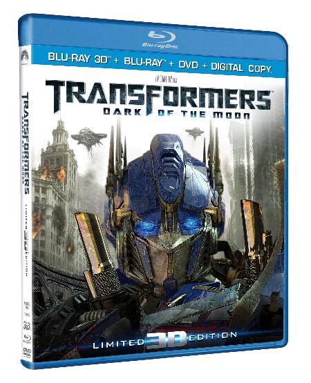 Transformers: Dark of the Moon 3D Blu-Ray Review