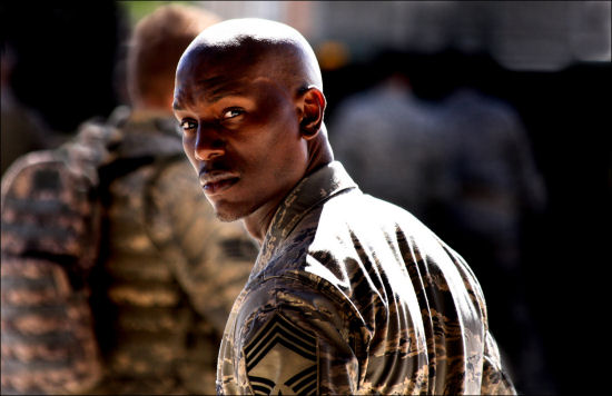 Tyrese Gibson Continues To Tease Green Lantern Role
