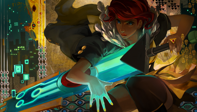 Transistor Continues To Allure With Launch Trailer And New Game Plus Mode