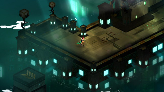 Supergiant Games' Visually Astute Transistor Pegged For May 20th