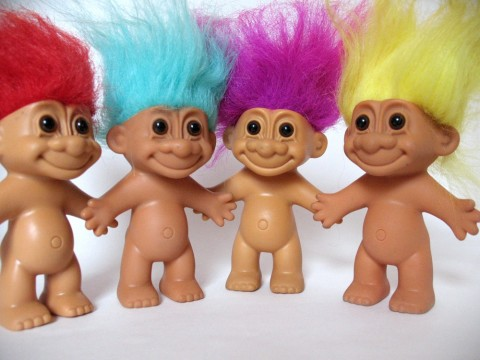 Trolls Movie Exists, Even Has A Director And Screenwriter