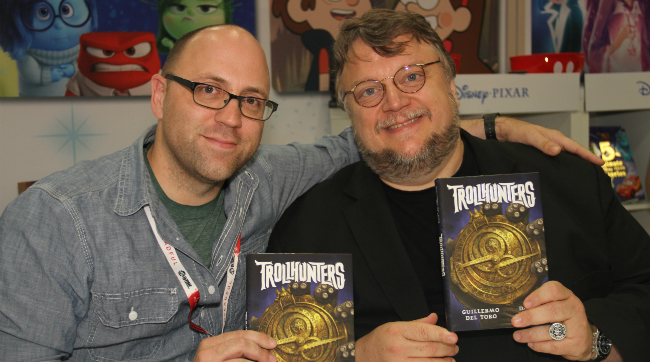 Guillermo Del Toro's Trollhunters And Voltron Series Set Up Shop At Netflix