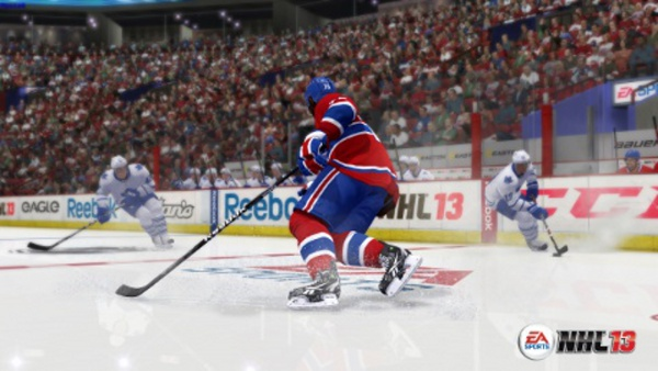 True Performance Skating NHL 13 EA Sports Details New NHL 13 Features