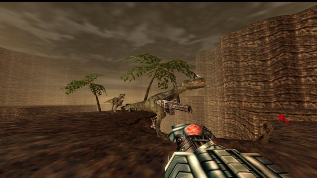 Turok's Remastered Edition Is Now Available For PC