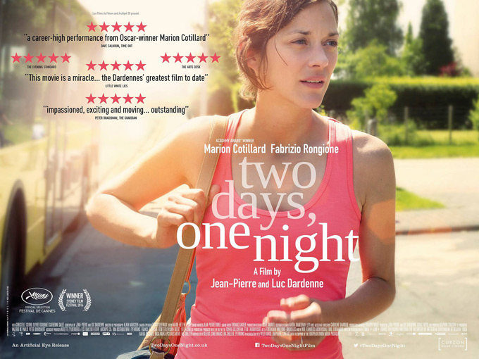 Two Days, One Night Review [TIFF 2014]
