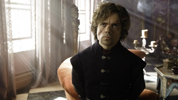 Tyrion 570x321 Game of Thrones Releases New Images Of Its Season 3 Characters