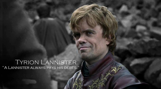 Tyrion Lannister 649x360 5 TV Characters That Are Just As Badass As Breaking Bads Walter White