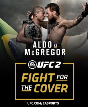 UFC 194 Winner Will Star On Cover Of EA Sports' UFC 2