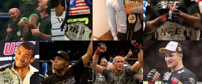 From Flyweight To Heavyweight: What's Next For The UFC's Champions?