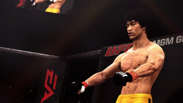 Bruce Lee To Enter The Octagon In EA Sports UFC