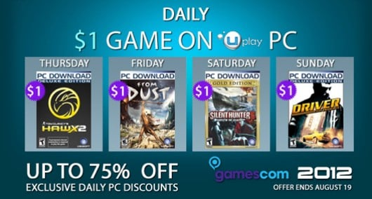 Ubisoft Unveil Uplay PC Digital Distribution Client And Tempt With Dramatic Discounts