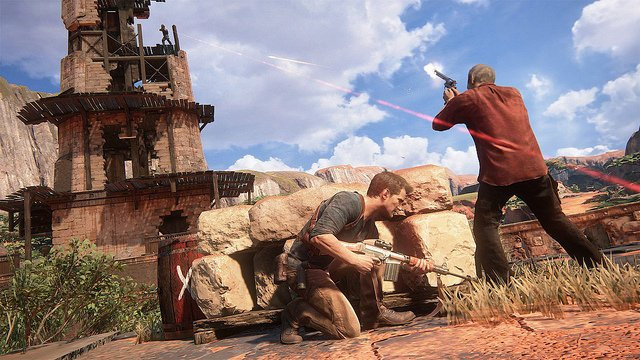 "Naughty Dog's Next Game Will ""Get Even More"" Out Of PS4 Than Uncharted 4"