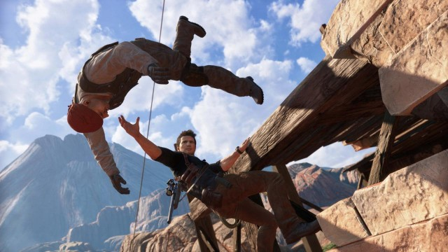 "Uncharted 4 Day-One Update Weighs In At 5GB, Sony Staging ""Largest Ever"" Marketing Campaign In UK"