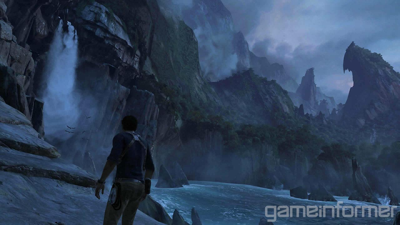 New Trio Of Screenshots For Uncharted 4: A Thief's End Tease A Gorgeous Adventure