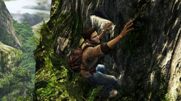 Why Uncharted: Golden Abyss Isn't Part Of The Nathan Drake Collection