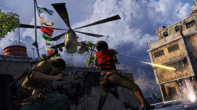 Uncharted: The Nathan Drake Collection Screenshots Teach An Old Dog New Tricks