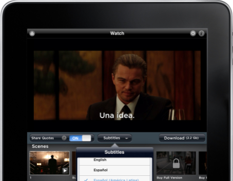 Inception And The Dark Knight To Be Offered As Downloadable Apps
