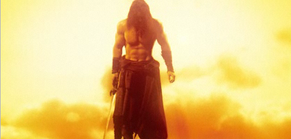 New Conan The Barbarian Motion Poster