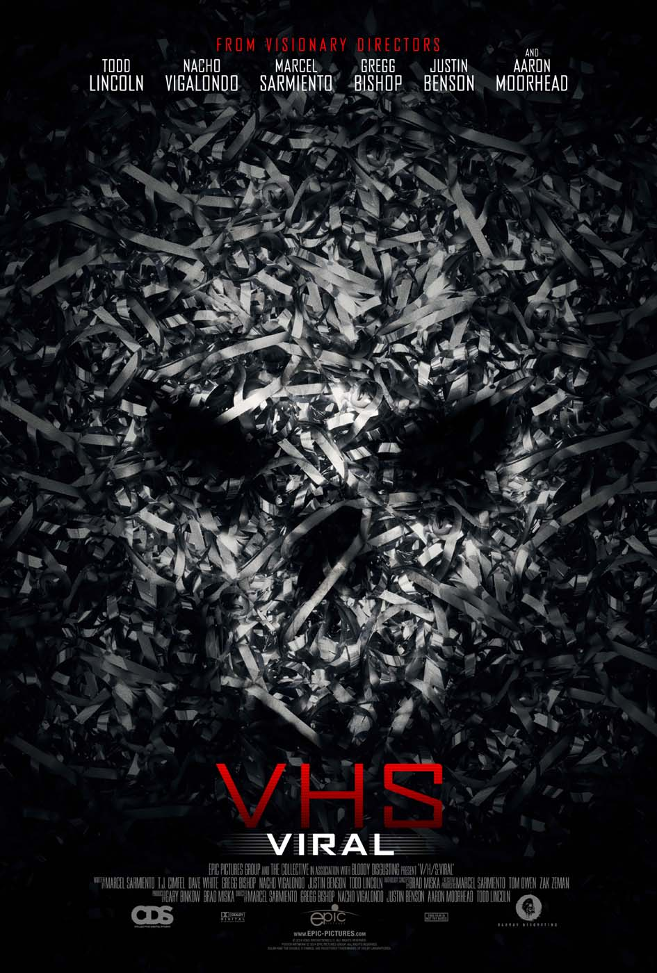 V/H/S: Viral Review [Fantastic Fest 2014]