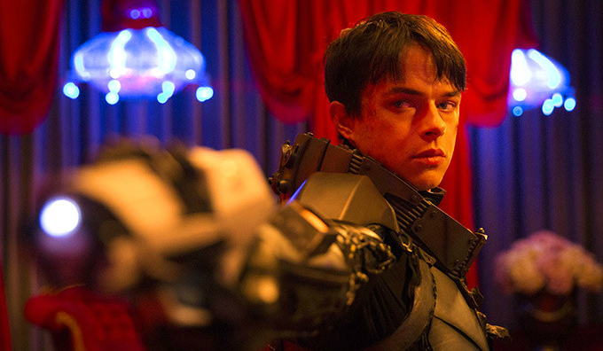 Take A Peek At Luc Besson's Sci-Fi Epic In Motion With First Valerian Set Video