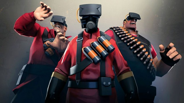 Valve Poised To Reveal New Virtual Reality Hardware At GDC Next Week