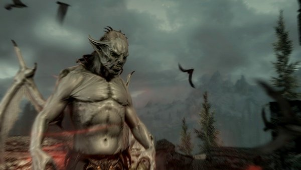 VampireLord The Elder Scrolls V: Skyrim   Dawnguard DLC Review