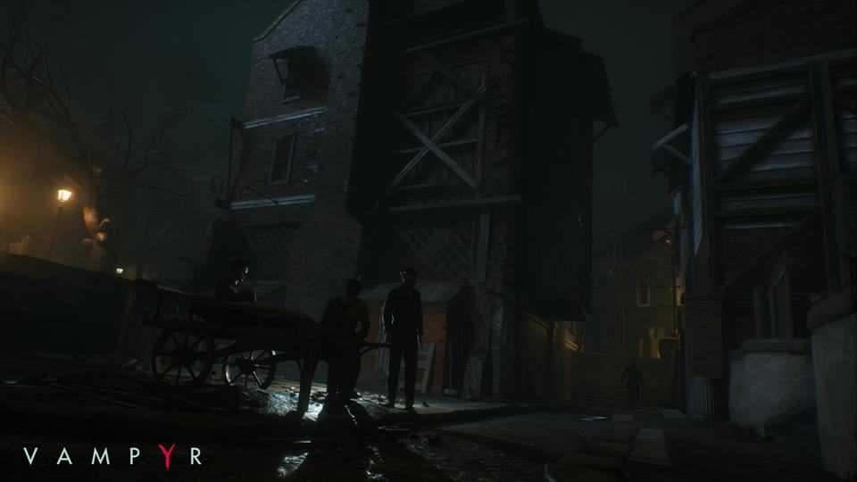 Dontnod Shares New Screens And Gameplay Details For Horror Game Vampyr