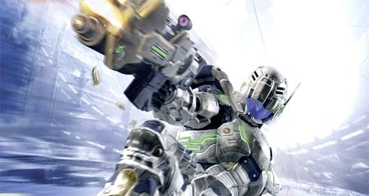 Vanquish Joins The PlayStation Plus Instant Game Collection This Week