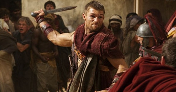 Behold The Bloody Spartacus: Vengeance Trailer