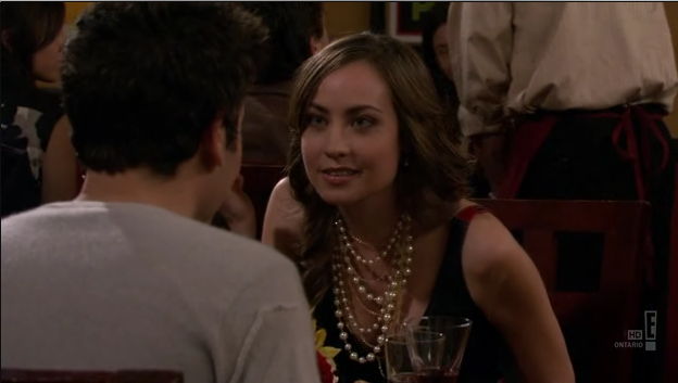 Vicky2 Ranking Ted Mosbys Girlfriends On How I Met Your Mother