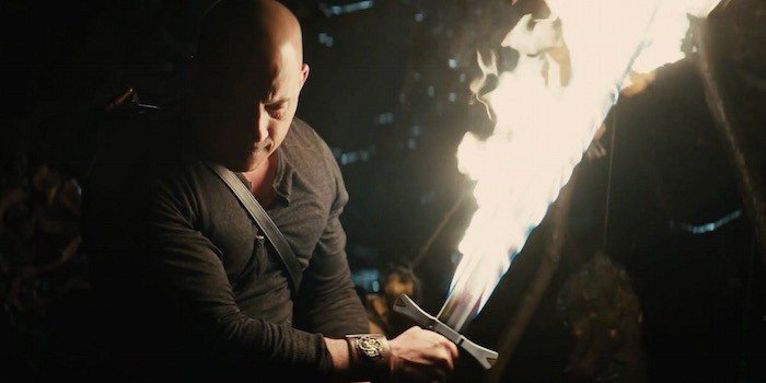 The Last Witch Hunter Review