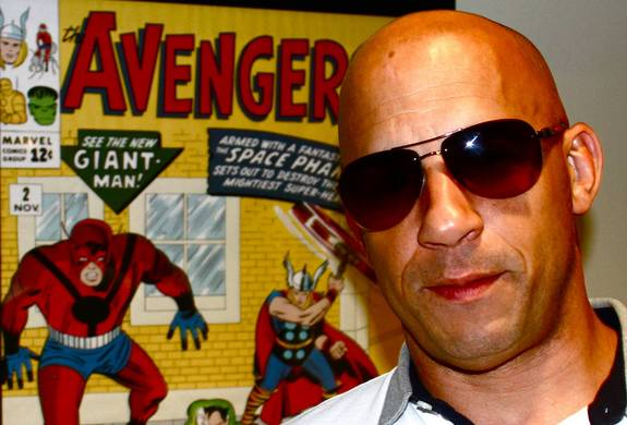 The Guardians Of The Galaxy Will Definitely Appear In Avengers: Infinity War, According To Vin Diesel