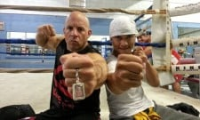 Vin Diesel And Tony Jaa Kick It Up A Notch For Fast & Furious 7