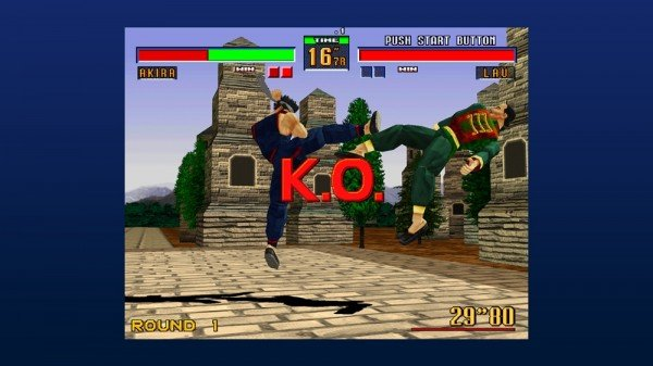 Virtua Fighter 2 Screenshot 2 600x337 Virtua Fighter 2 Review
