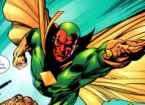 Paul Bettany Talks About Playing The Vision In Avengers: Age Of Ultron