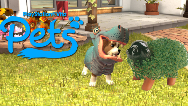 Sony Announces PlayStation Vita Pets, Almost As Cool As Chia Pets