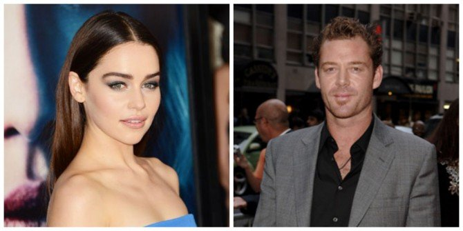 The Equalizer's Marton Csokas Joins Emilia Clarke For Thriller Voice From The Stone