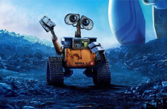 WALL E Ranking The Films Of Pixar Animation Studios