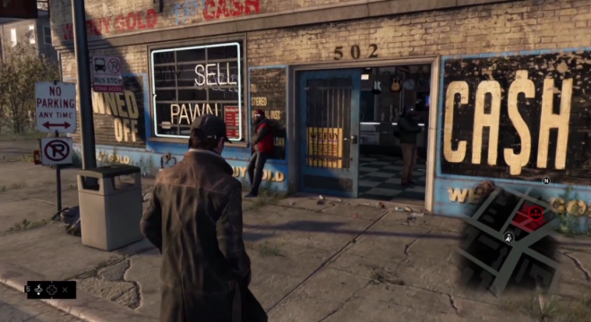 Watch Dogs Gets 14 Minutes Of Open World Gameplay