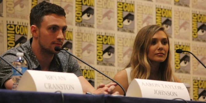 Aaron Taylor-Johnson And Elizabeth Olsen Confirmed For Avengers: Age Of Ultron