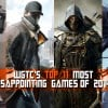 The 11 Most Disappointing Games Of 2014