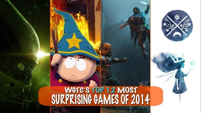 WGTC-Most Surprising Games