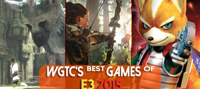 We Got This Covered's Best Games Of E3 2015